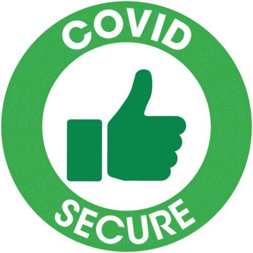 Covid Secure Badge